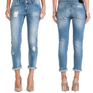 Temp Sale♦️ANINE BING♦️Distressed Denim / Jeans